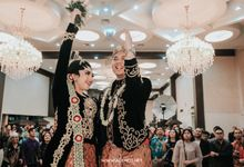 The Wedding of Ade & Ricky by alienco photography