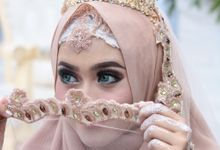 Reception For Isma & Acim by Aisya Argubi