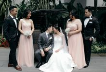 RIECO & NATHANIA - WEDDING DAY by Winworks