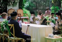 Huda + Kafa - Intimate Wedding by Photolagi.id by Photolagi.id