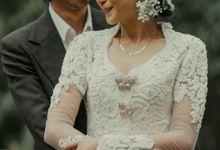 Intimate Wedding - Tina & Yusuf by Willie William Photography