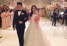 Wedding Jeffrey & Devina by Hanny & Co.