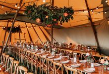Tipi Weddings by Maleny Retreat Weddings