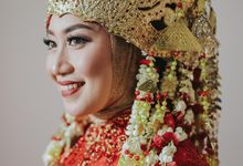 Claudia & Adit Wedding by Aspherica Photography