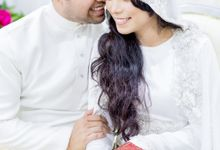 Wedding of Farhan & Dayana by Twinception Productions