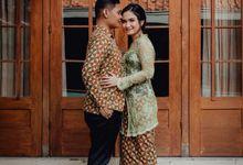 Engagement of Galih & Gita by Mediakarta wedding