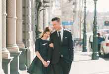 Cozy Casual Engagement Portrait Jian & Shierly by Munkeat Photography