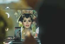 The Wedding Of Usella by ale photowork