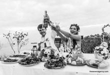 Roman & Evgeniya Wedding by BaliWedding