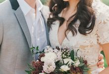 Rustic Garden Anniversary by Munkeat Photography