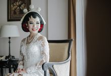Wedding of Pasca n Fela by MAKAiO.Co