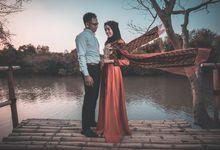 Prewedding of Aris and Devi by Khoironi Syifa