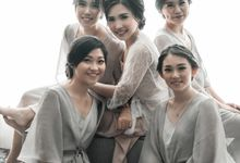 Wedding Day by Yos - Alfian & Yora by Loxia Photo & Video