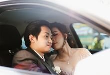 The Wedding of  Brandzo & Aldi by Bantu Manten wedding Planner and Organizer