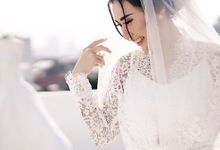 Bride - Jessica by Louise Amilia Makeup