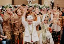 Wedding Dede & Rini by Hotel Olympic Renotel Sentul