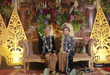 Wedding Reception | Luluk & Rifqi by Arisma Event Management