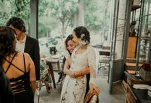 Intimate Wedding - Tina & Yusuf by Willie William Photography