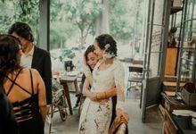 Tina & Yusuf - Intimate Wedding by Willie William Photography