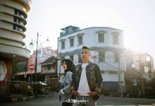Prewedding outdoor by ID Photography Cianjur