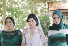 Wedding day Indri & Adjie by UNL