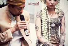 Tania & Adri Wedding by Adhyakti Wedding Planner & Organizer