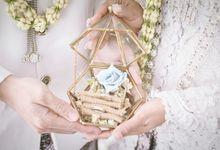 The Wedding of Shelly & Adde by ixodia wedding organizer