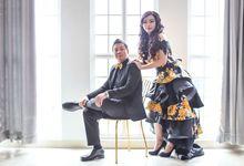 Ariel & Orlin LIPUTAN HARI H CINEMATIC FOTO & VIDEO & PHOTOBOOTH by videomegavision