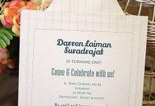 Farren 1st Birthday by taman kado