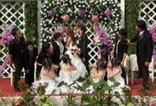 The Wedding Of Natan & Evie by Classic Management