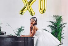 Styled Shoot for Norfolk Brides by Fancy Bowtique Bridal Couture