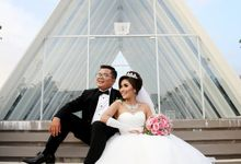 Dias and Reni by Le Jardin Events