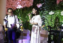 Wedding Rizki & Kumala by Simfoni Entertainment