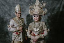 The Wedding of Septia & Fahmi by Koncomoto