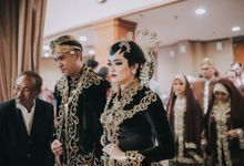 The Wedding of Herta & Andiko by HIS PATRAJASA