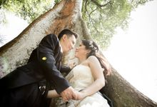 prewedding RIO & MERLINDA by CUCU FOTO BRIDAL