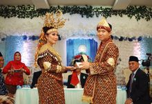 The Wedding Of Mitha & Boon by Eshal Wedding Planner