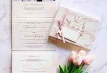 Adinda & Putra by Vinas Invitation