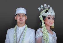 Resepsi Pernikahan Juwita & Sukma at Universitas Esa Unggul by GoFotoVideo