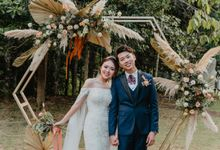Justin & Janice by JOHN HO PHOTOGRAPHY