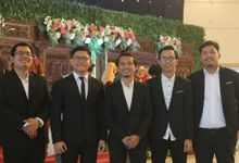 Dhyta & Fiqar Wedding Ceremony by 1548 band