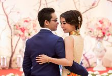 BARRY & MARIANA ENGAGEMENT DAY by AMITIE Bridal Accessories