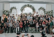 THE WEDDING OF ANA & WILLY by alienco photography