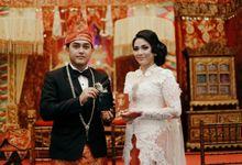 The Wedding Of Putri & Arief by Eshal Wedding Planner
