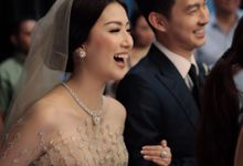 The Holy Matrimony of Silvia Siantar & Adiguna Prakoso by Smara Photo