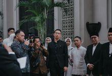 Dian Pelangi & Sandy Nasution by Akuwedding