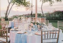 The Wedding of Ed and Connie by AVAVI BALI WEDDINGS