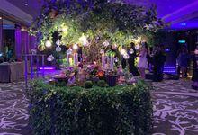 Secret Garden by Story & Matter events