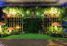 Secret Garden by Story & Matter events