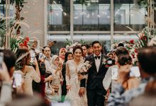 Wedding of Ridwan & Jessica by La'SEINE Function Hall